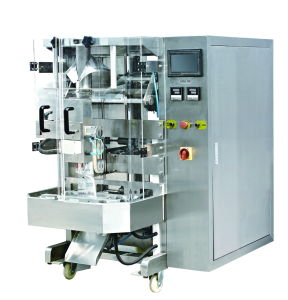 Automatic Collar Type Vertical Form Fill Seal Machine Jy-398 pictures & photos