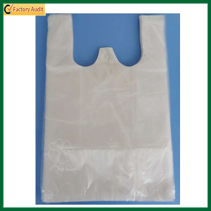 Customized Shopping Vest Bag Plastic T-Shirt Bags (TP-PCB003) pictures & photos