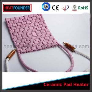 High Quality Customized Ceramic Pad Heater pictures & photos