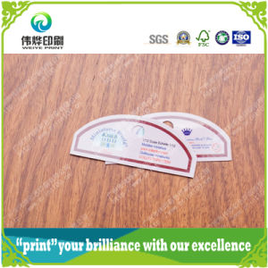 High Quality and Customized Printing Swing Hang Tag pictures & photos