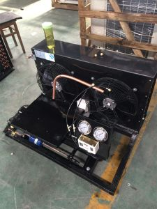 China Hot Sale Fin Type Cooper Tube Air Cooled Condenser pictures & photos