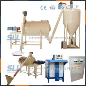 Dry Mortar Production Line/Production Line Equipment Package for Cement pictures & photos