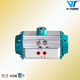 Hot Sale Pneumatic Actuator for Butterfly Valve pictures & photos