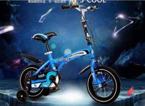 Hebei Kids Folding Bike with 12′′14′′16 Inch pictures & photos
