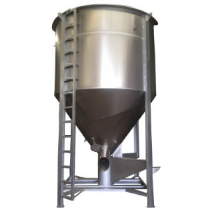 Industrial Vertical Electric Plastic Homogenizer for Flakes Granule Powde Manure Feed etc. pictures & photos