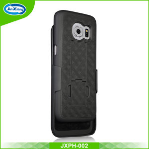 Belt Clip Holster Combo Mobile Phone Case for Samsung S7 pictures & photos