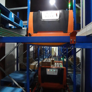 Warehouse Storage Metal Racking with Pallet Runner pictures & photos