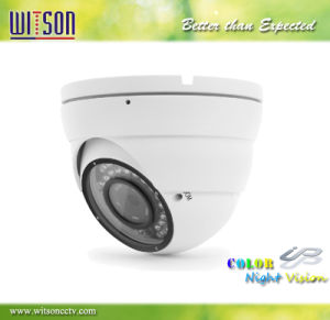 CCTV HD IP Camera Starlight Color Night View Indoor Vandalproof Dome Camera Witson (W3-CV308VSL) pictures & photos