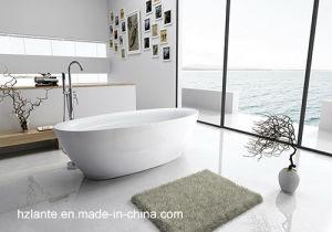 Rectangle Acrylic Freestanding Bathtub (LT-3D) pictures & photos