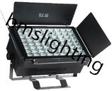 72 3W White LED Cast Light (Square Lamp Cup)
