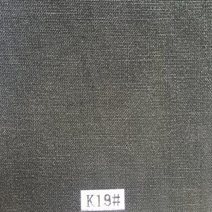Synthetic Leather (K19#) for Furniture/ Handbag/ Decoration/ Car Seat etc pictures & photos