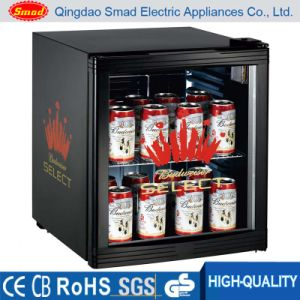 Refrigerated Produce Display Cooler Beverage Visi Cooler pictures & photos