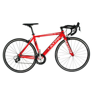 Super Light Aluminum Alloy 16-Speed Cheap Road Racing Bike pictures & photos