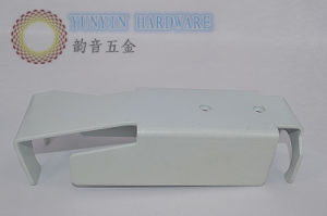Stamping Parts of Metal Bracket Used for Textile Produce Machine Parts pictures & photos