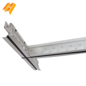Manufacturer of Black Line Groove Ceiling T Grids (various sizes) pictures & photos