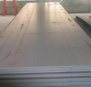 Ship-Building Steel Plate (Grade A) pictures & photos