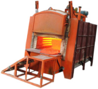 Medium-Frequency Induction Furnace From Cassie pictures & photos