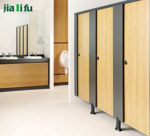 Jialifu Antique White Solid Phenolic Bathroom Partition pictures & photos