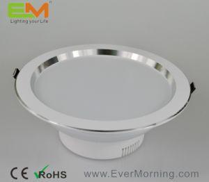 3W CE Approval Chrome White Aluminum LED Downlight