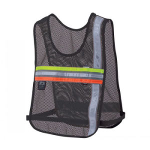 Mesh Reflective Safety Vest Security Clothes (UF260W) pictures & photos