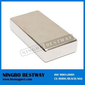 High Performance Block Neodymium Magnet pictures & photos