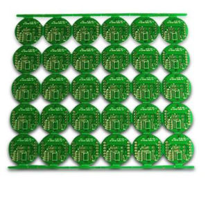 FR-2 Single Sided OSP Green Mask PCB pictures & photos