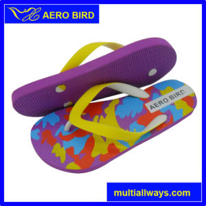 Women Casual Stylish Flip Flop PE Sole Sandals