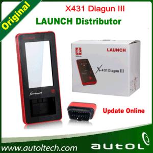 Newest Globle Version Launch X431 Diagun III Update on Official Website 100% Original Diagun 3 Auto Diagnostic Tool pictures & photos