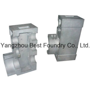 Ductile Iron Casting Reduction Gearbox Housing