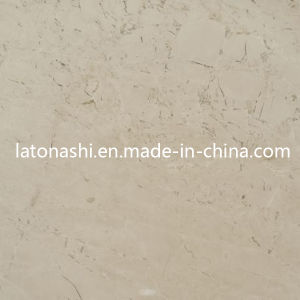Cheap Turkey Crema Perfetta Beige Marble Tile for Flooring, Paving pictures & photos