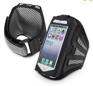 Mobile Phone Sport Armband for iPhone 5 5s, Fabric Cover for iPhone pictures & photos