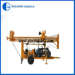 150m Borehole Diesel Engine Water Well Drilling Rig Machine pictures & photos