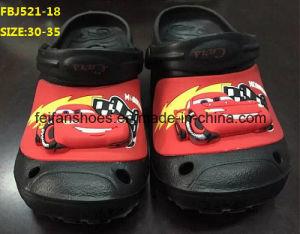 Children EVA Garden Shoes Slipper Shoes Sandal Shoes Beach Shoes (FBJ521-18) pictures & photos