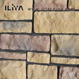 Artificial Culture Stone Stack Stone for Wall Cladding (71007)