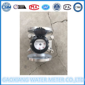 Stainless Steel 304 Woltman Type Water Meter pictures & photos
