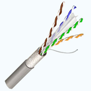 LAN Cable/Network /Outdoor UTP Cat 6 Network Cable pictures & photos