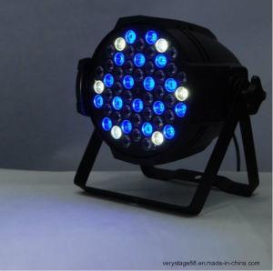 54X3w LED RGBW DMX-512 PAR64 Effect Light DJ Party Stage Lighting pictures & photos