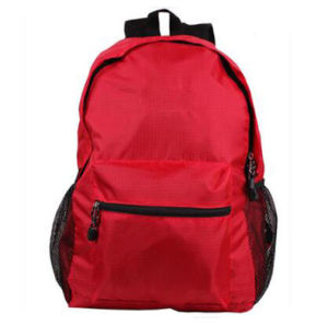 New Products High Quality Foldable School Bag pictures & photos