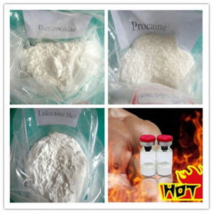 High Purity 99% Procaine for Loacl Anesthetics 59-46-1 pictures & photos