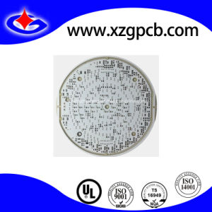 Double Side Metal Base Aluminum PCB, LED PCB pictures & photos