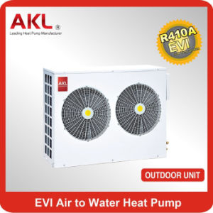 Hot New Air to Water Ground Heat Pump with RoHS pictures & photos