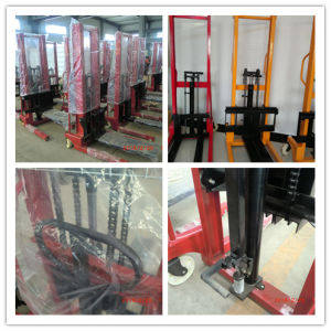 Durable Hand Pallet Truck 5t Forklift pictures & photos