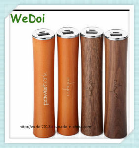 2000mAh Wooden Stick Power Supply for iPhone (WY-PB81) pictures & photos