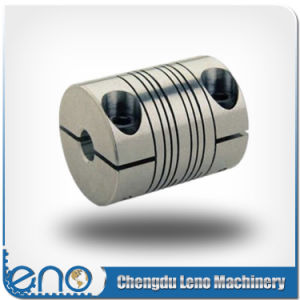 Set Screw Motor Shaft Coupler with Keyway pictures & photos