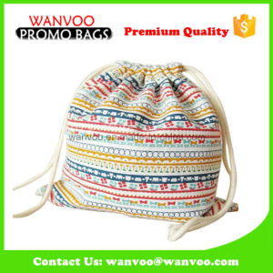 Colorful Promotional Backpack Cotton for Hiking pictures & photos