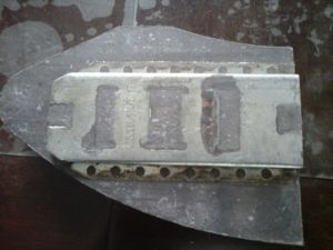 Train Brake Pad pictures & photos