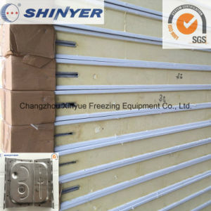 Color Steel Polyurethane Sandwich Panel for Cold Storage Room Since 1982 pictures & photos