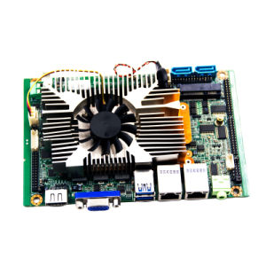 Mobile 4th Haswell-M Hm87 Mainboard pictures & photos