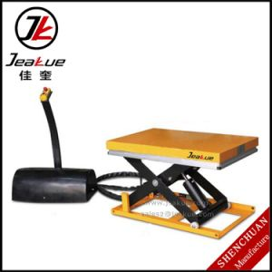 Mini Sized Electric Hydraulic Scissor Lift Table pictures & photos