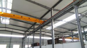 Heavy Steel Workshop with Crane pictures & photos